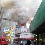 25601970 - 2014年1月3日早朝に火災発生。百果園のすぐ近く!ニュースで知った時は全身から血の気が引きました‥‥