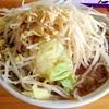 秀 - 料理写真:野菜豚そば 2014年3月