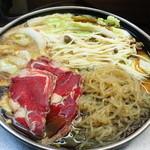 笑 - 料理写真:関東風のすき焼き