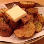 ゆるり家 - 生から丹精込めて作ったポテトフライは、甘くてホクホク。自然の味をお楽しみください。