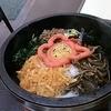 韓美膳DELI - 料理写真:石焼明太子ビビンバ