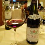 かみくら - サン・トーバンの赤(グラスワインの赤)