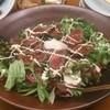 浜膳 - 料理写真:コースのサラダ