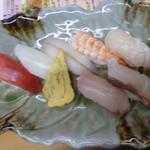 杏泉閣 - 寿司