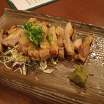25606099 - 岡山森林鶏味噌付け焼き