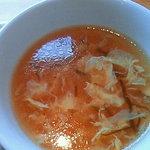 タカナリ - スープもおかわり自由です