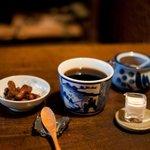 まつや茶房 - ドリンク写真:こいめ珈琲 まつや茶房 Photo by あなたのかわりに・・・