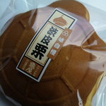 亀屋 - 亀どら(渋皮栗)