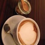 25613123 - 豆乳カプチーノ