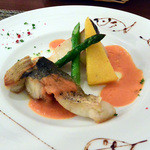 25613135 - 本日の魚料理