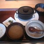 25617128 - ポトフ お味噌汁 おしんこ