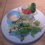 25617152 - 本日のお野菜