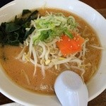 25617216 - 味噌ラーメン580円