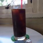 HAMA CAFE - アイスコーヒー(ランチセット)2014年3月16日HAMA CAFE