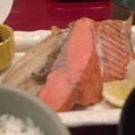 25619143 - 2種焼き魚
