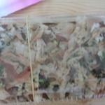たこ丸 - 料理写真:たこ焼き8個いり@400