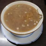 インカ - ソパ ススタンシア☆身体にいいスープ。麺入り