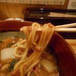 あたりや食堂 - 700円『雷々麺』2014年3月吉日