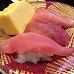 元祖寿司 - マグロづくしw