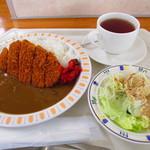 レストラン田野 - カツカレー
