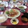 レインボーヒルズゴルフクラブ レストラン - 料理写真:ナントカ豚の焼肉定食