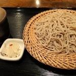 手打ち蕎麦 こたけ - せいろそば ¥800