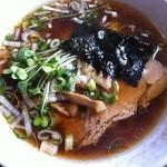 麺 匠仁坊 - あっさり醤油