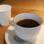 25630590 - 本日のホットコーヒー&お冷