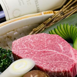 品質管理に徹底的に拘った黒毛和牛の美味しさを。