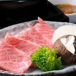 きよ草 - 丹波牛の和風ステーキ