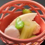 きよ草 - 季節の野菜炊き合わせ