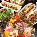 海蔵 - 料理写真:2000円コース
