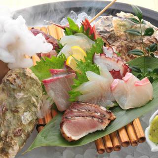 広島の食材にこだわる広島ええじゃん料理をご堪能ください♪