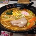京らーめん 糸ぐるま - 味噌ラーメン  600円
