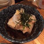 25641967 - ジーマミドウフの揚げ出し豆腐!