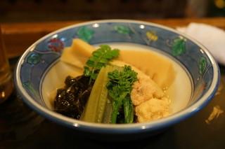 神馬 - 若竹土佐煮¥1,000-