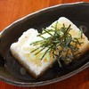 アツアツの揚げ出し豆腐