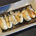 本むら庵 - 牡蛎の松前焼き(1,155円)