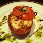 プロペラキッチン - 料理写真:丸ごとトマトのオーブン焼き