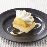 点 - レモンのチーズケーキ