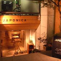 JAPONICA - 寺町通りに面したビルの半地下