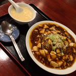 北京飯店 - 麻婆丼 2014.3