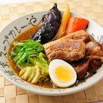 チャハヤ - 料理写真:豚の角煮1480円!人気ナンバー1メニュー!