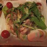 博多屋台 九一 - 鶏サラダ