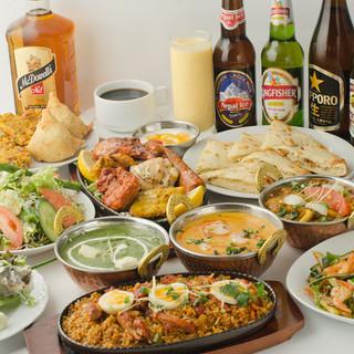食べやすいインド料理!