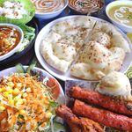 ミラマハル - 料理写真: