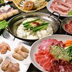 麻布ホルモン舗 - 料理写真:お得な宴会コースは種類も豊富にご用意