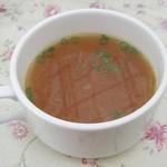 ラ・パニエ - セットスープ
