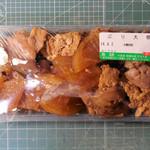 魚錦 - ...「ぶり大根(250円)」、独身者の強い味方★★★