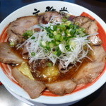 文雅堂 - 伊賀牛ちゃーしゅーめん